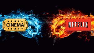 Netflix quiere llevar sus producciones al cine
