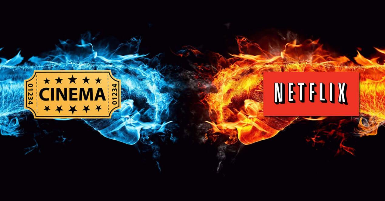 competencia cine netflix