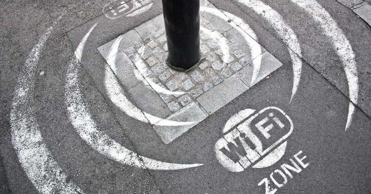 WiFi público WiFi públicas
