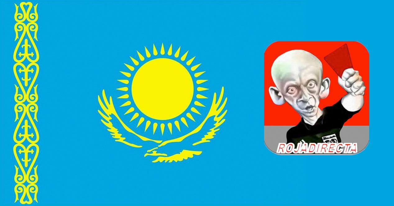 Kazajstan-rojadirecta
