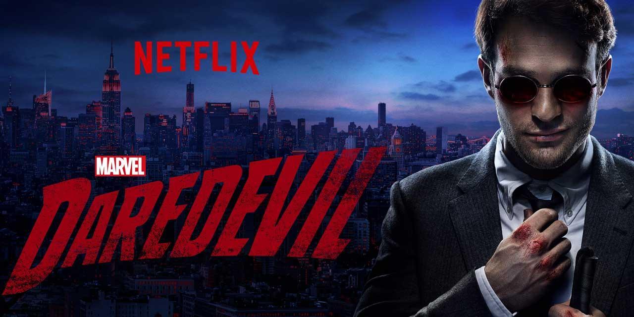 Mejores series de superhéroes - Daredevil