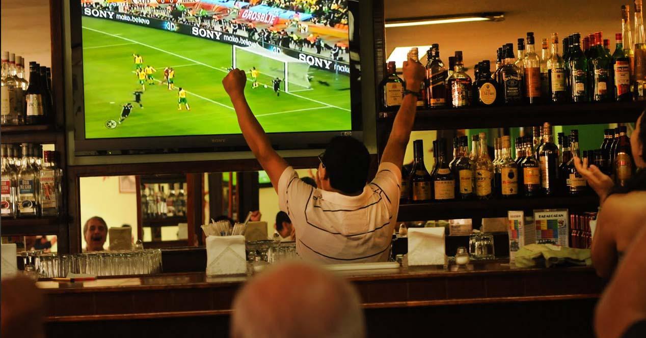 futbol bar partidazo
