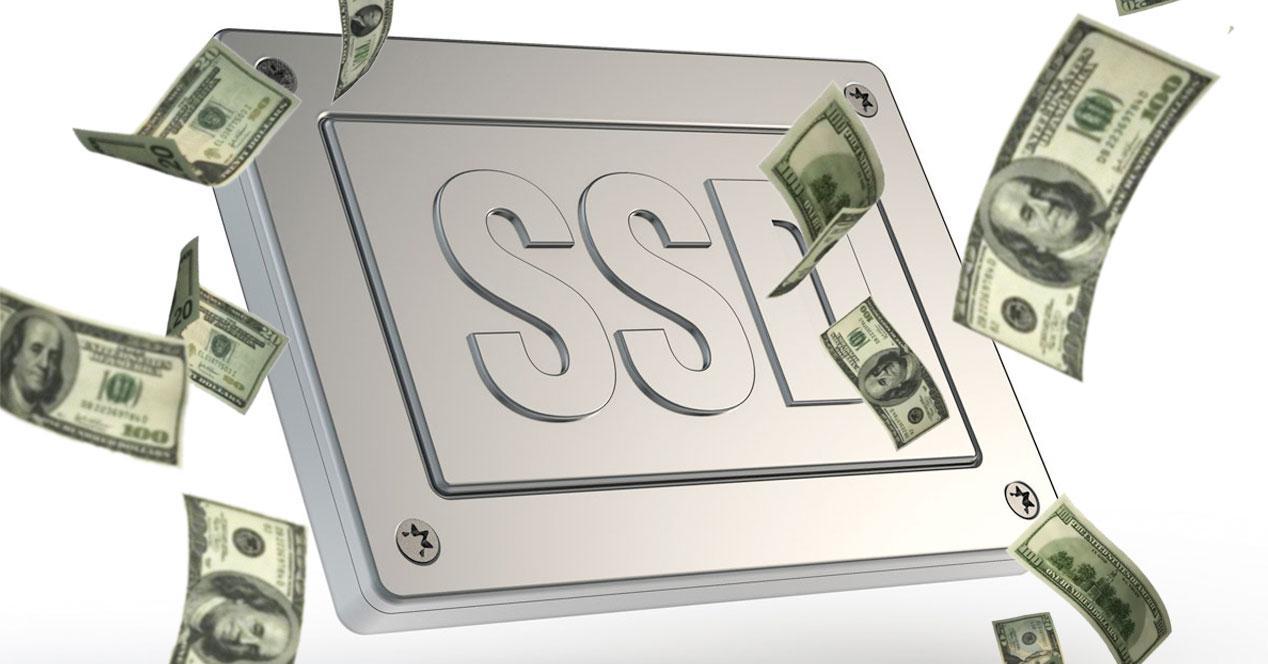 Precio SSD
