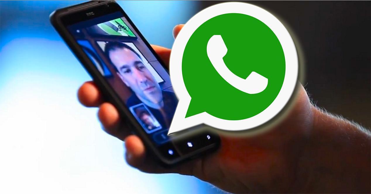 Videollamada en whatsapp con gorda - 4 1