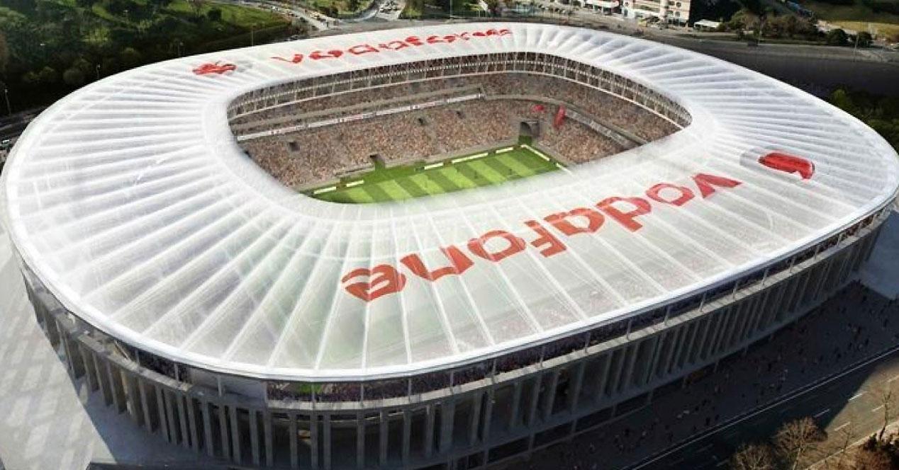 Vodafone renuncia a dar la Champions y el 'Partidazo' de LaLiga