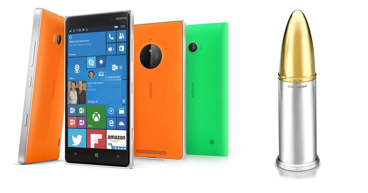 Ver noticia 'Noticia 'Windows 10 para móviles, la última bala de Microsoft en nuestro país''