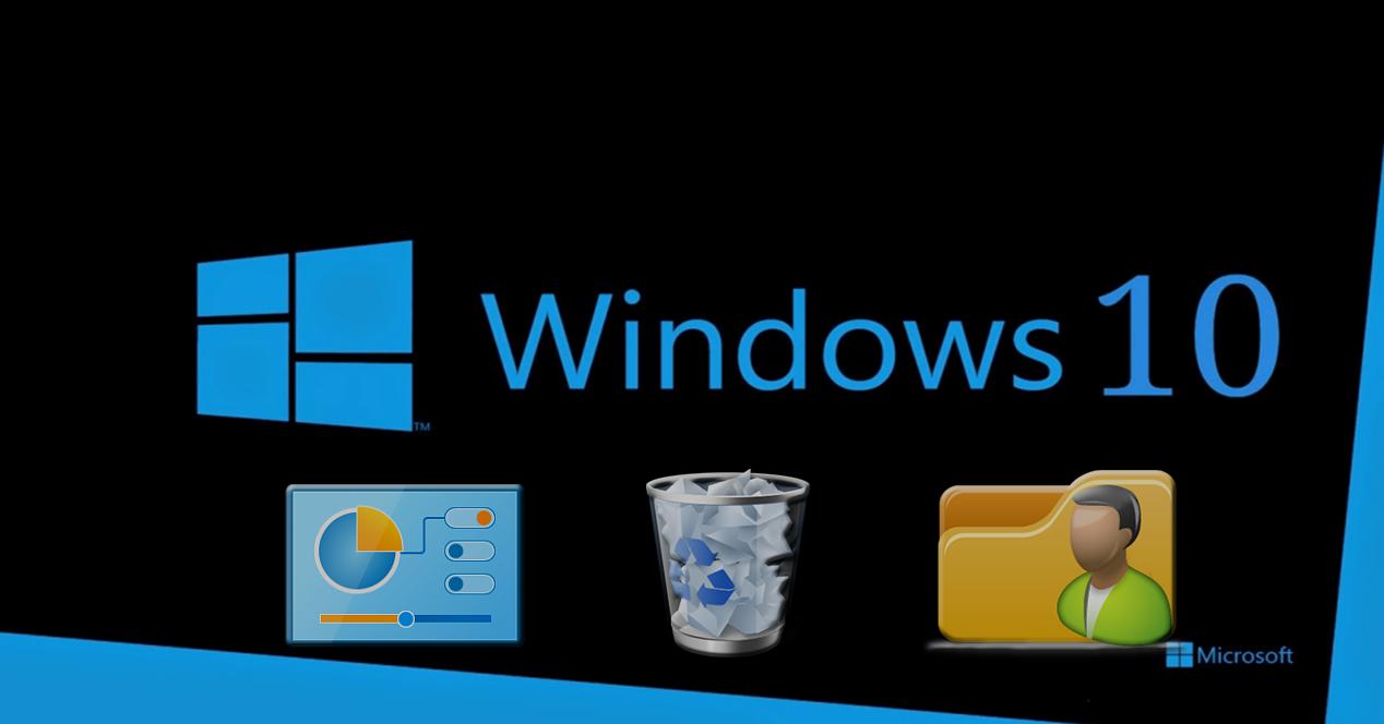 C mo ocultar los iconos del sistema en el escritorio de - Iconos para escritorio windows ...