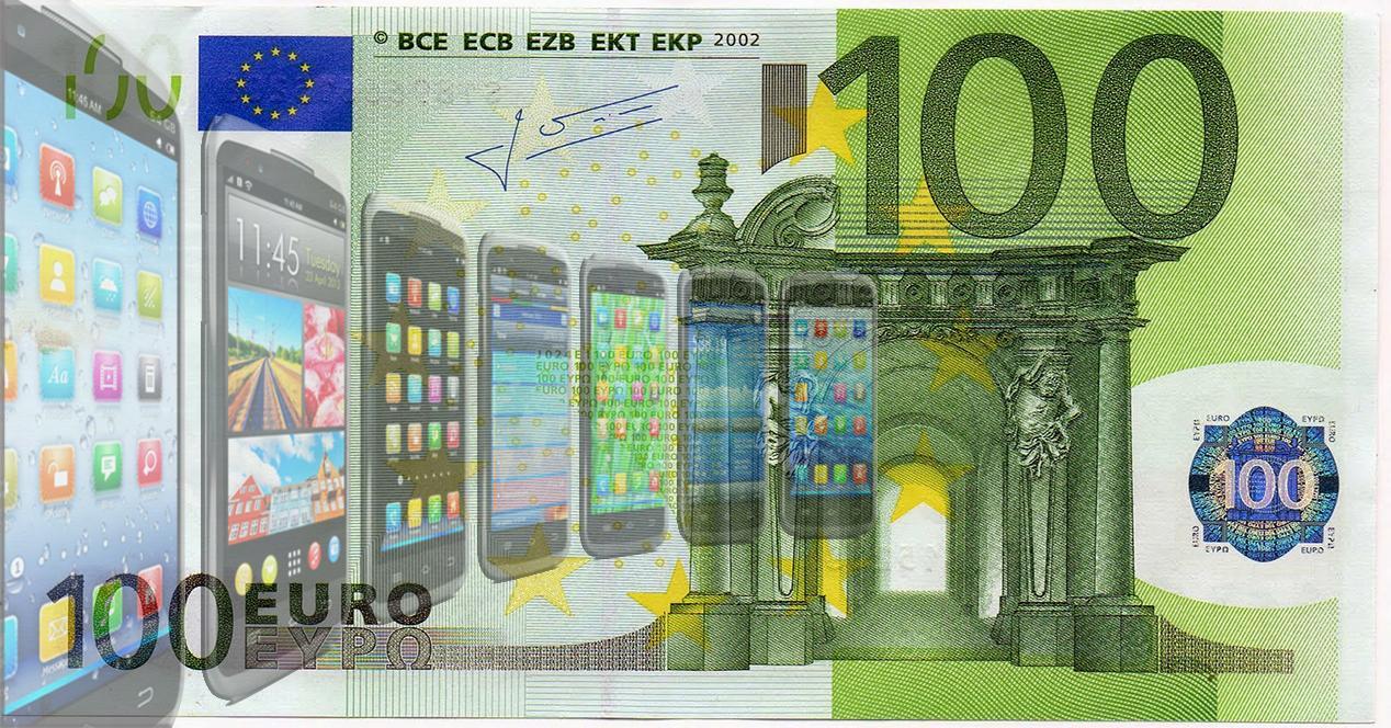 Cuesta de enero 5 m viles por menos de 100 euros for Wohnlandschaft 100 euro