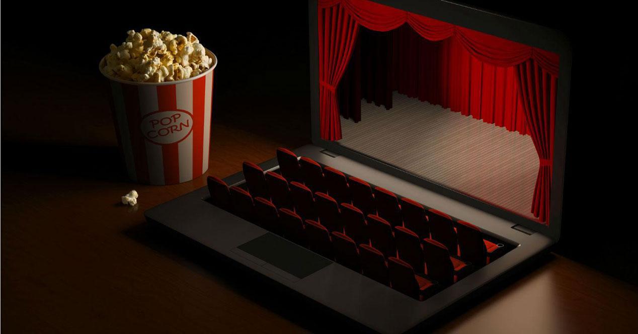 pirateria en cines