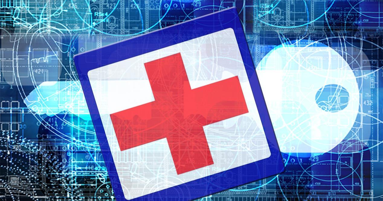 malware hospital