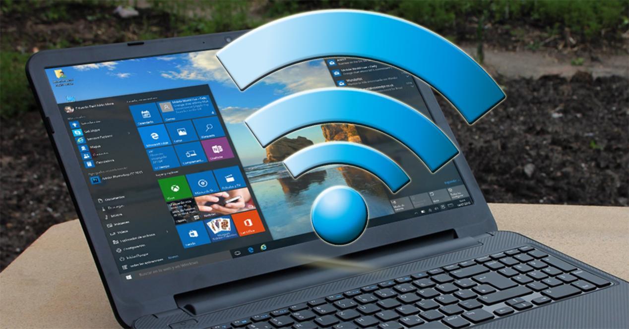 ocultar o mostrar redes WiFi