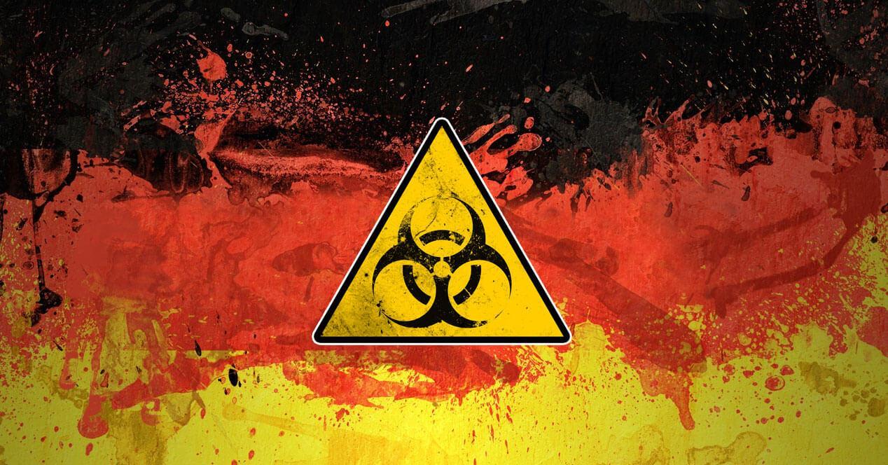 troyano gobierno aleman virus