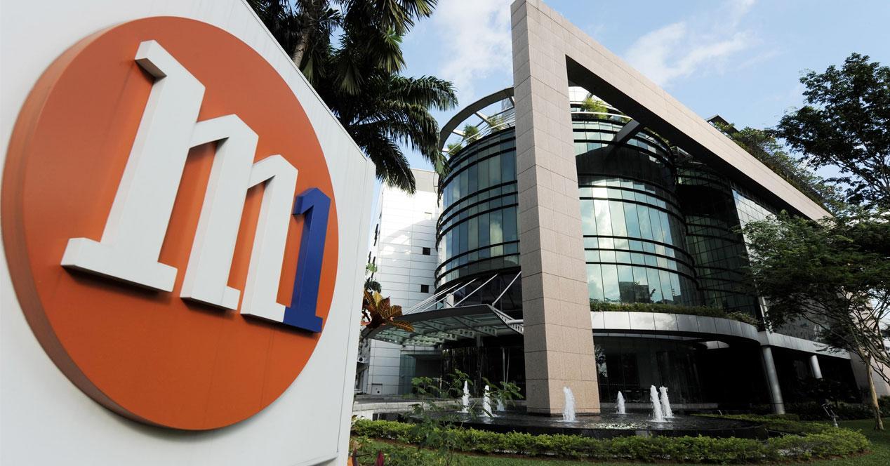 M1 Operadora Singapur