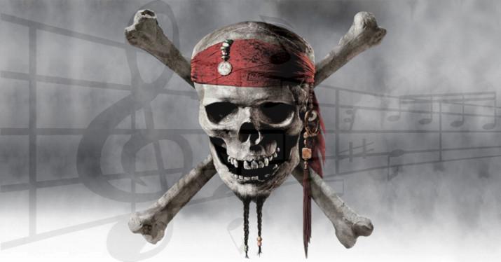 Música pirata
