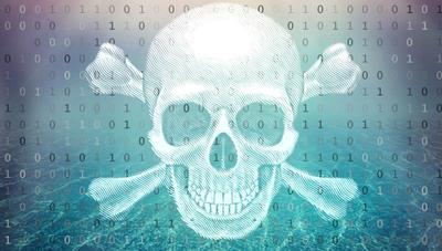 No, los sitios pirata no son la principal fuente de malware, como algunos afirman