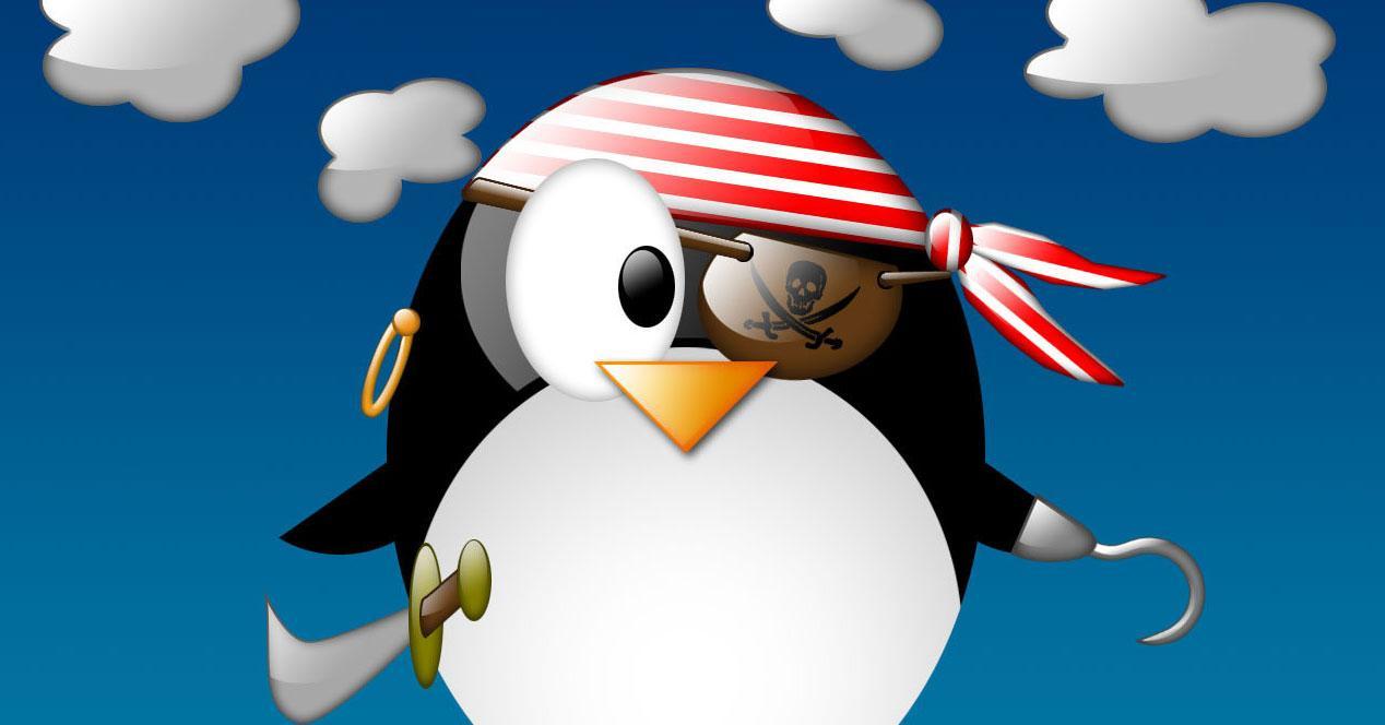 linux pirateria ilegal sistema operativo
