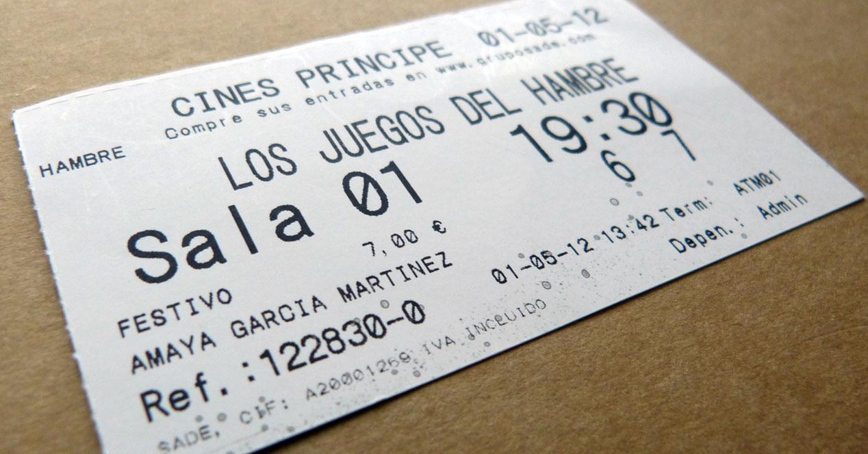 Ir al cine en estados unidos solo 50 c ntimos m s caro for Cines arenys precios