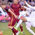 Vuelve la Champions League: Todas las opciones para ver Roma vs Real Madrid por la tele