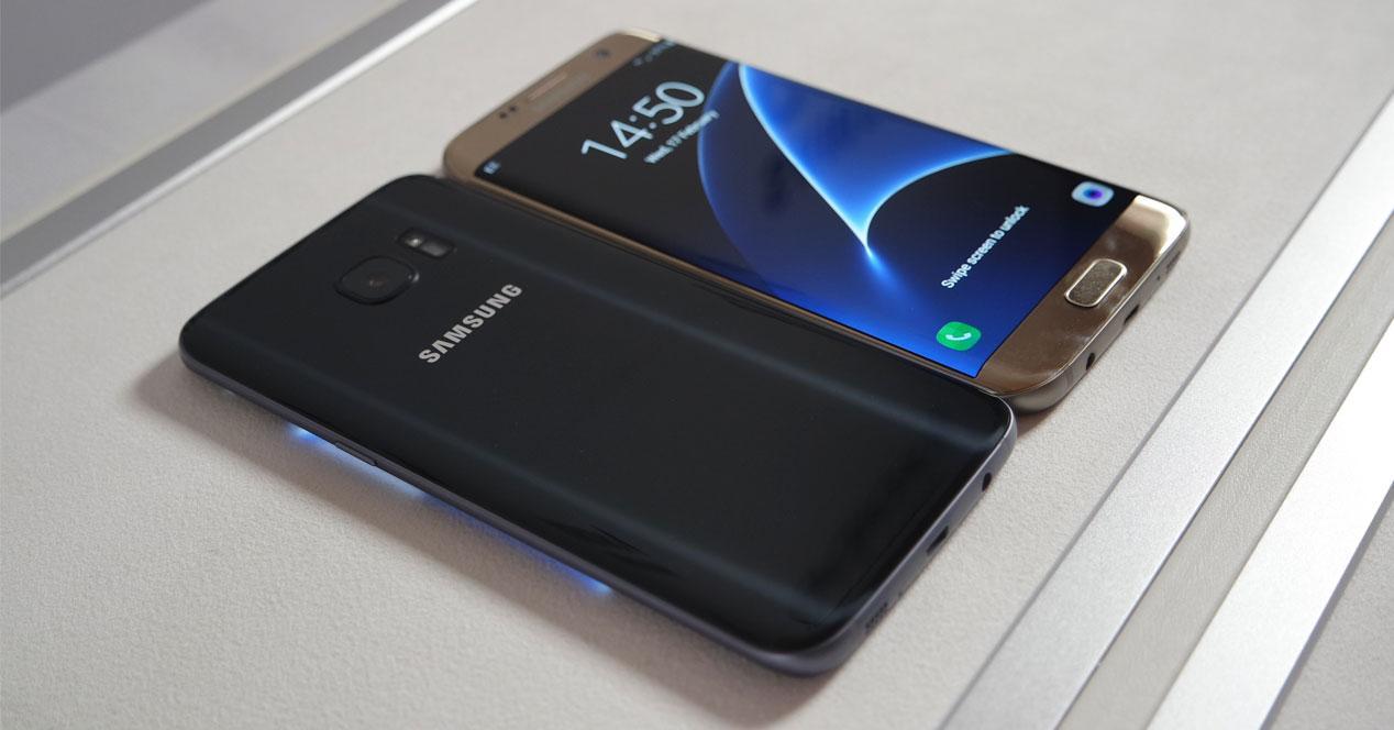 Samsung Galaxy S7 Edge Caracteristicas Oficiales