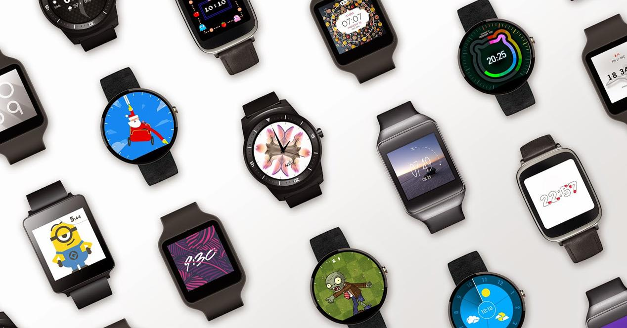 smartwatches con android
