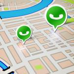 WhatsApp también quiere saber dónde has estado