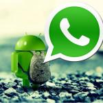 WhatsApp oculta sus novedades en las últimas versiones para Android