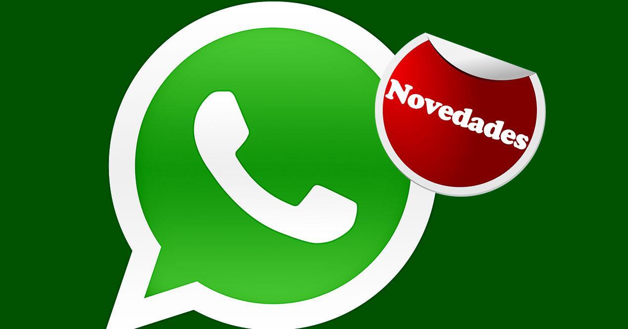 Whatsapp y las novedades que han llegado casi sin darnos for Las novedades