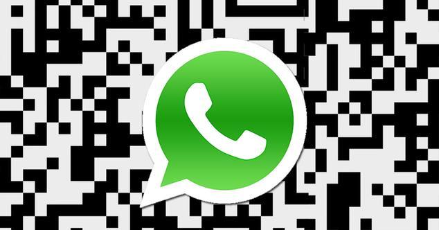 seguridad cifrado whatsapp código QR