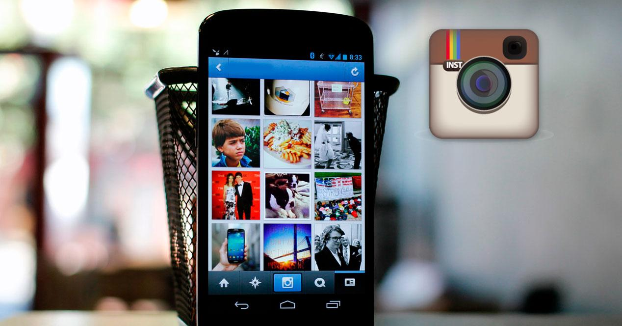 Nuevo algoritmo Instagram