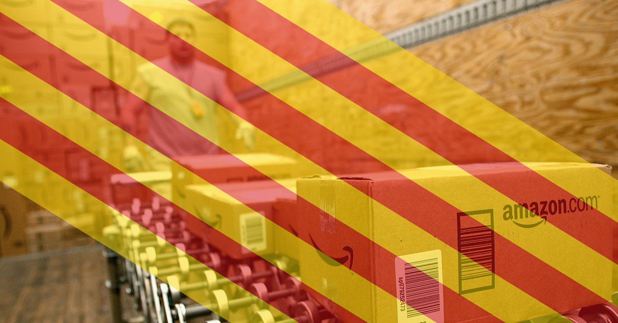 portal web idioma catalan amazon