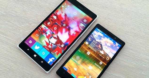Comprobar Windows 10 Mobile