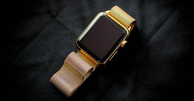 Ver noticia 'Apple esquiva nuestra Ley, el Apple Watch de oro se vende en España'