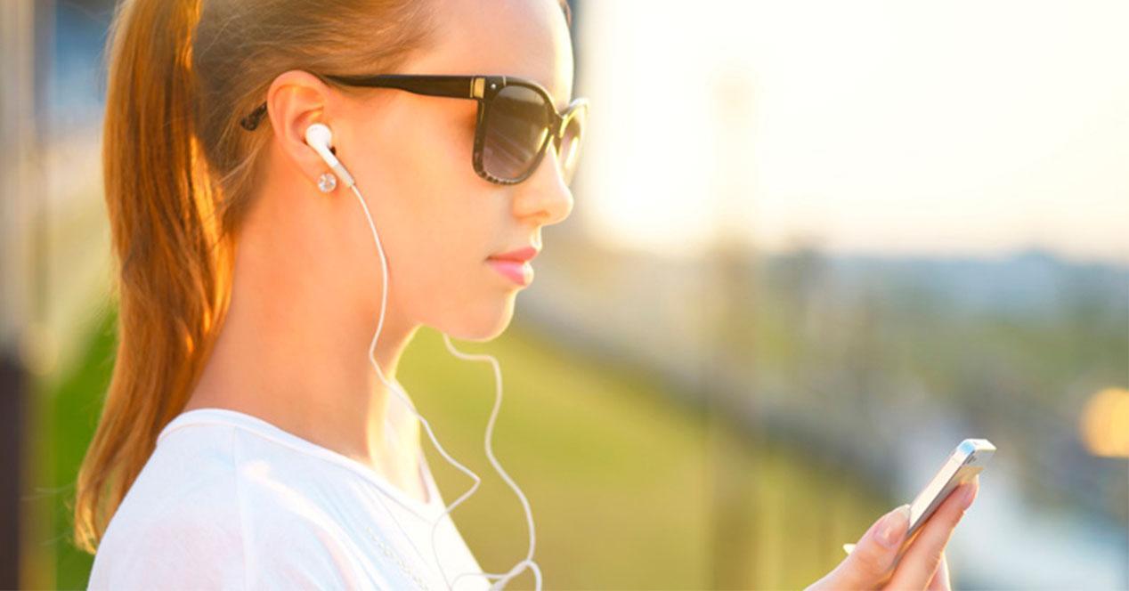 Desbloquear móvil con el oido