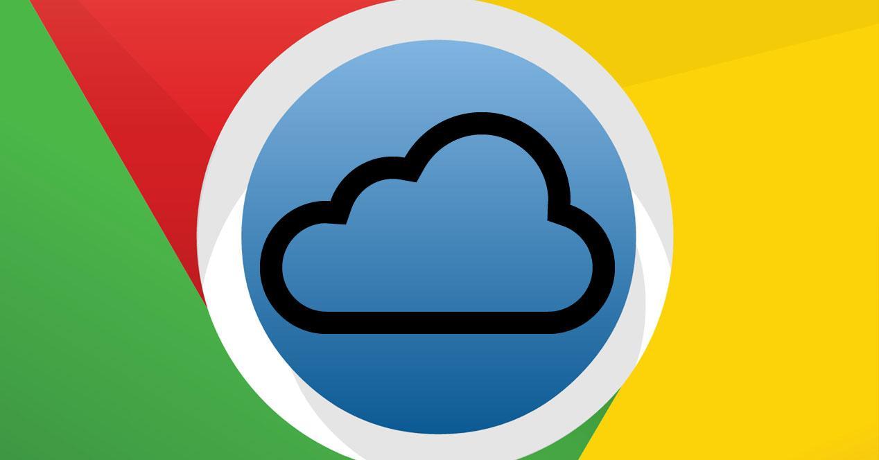 google chrome nube