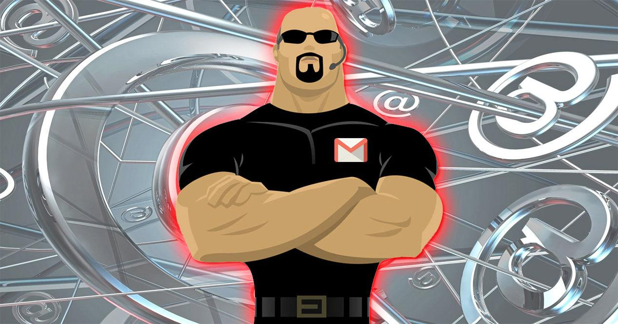la seguridad en gmail