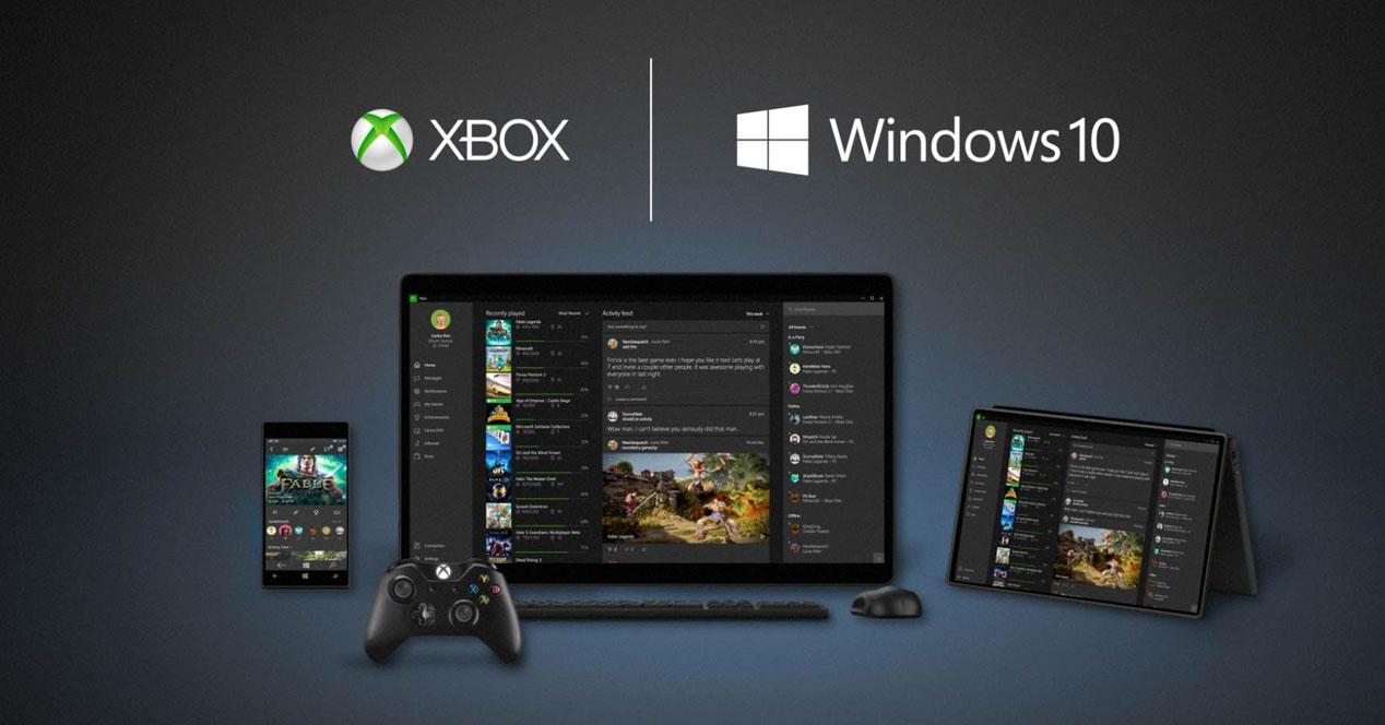 windows 10 repunte videojuegos