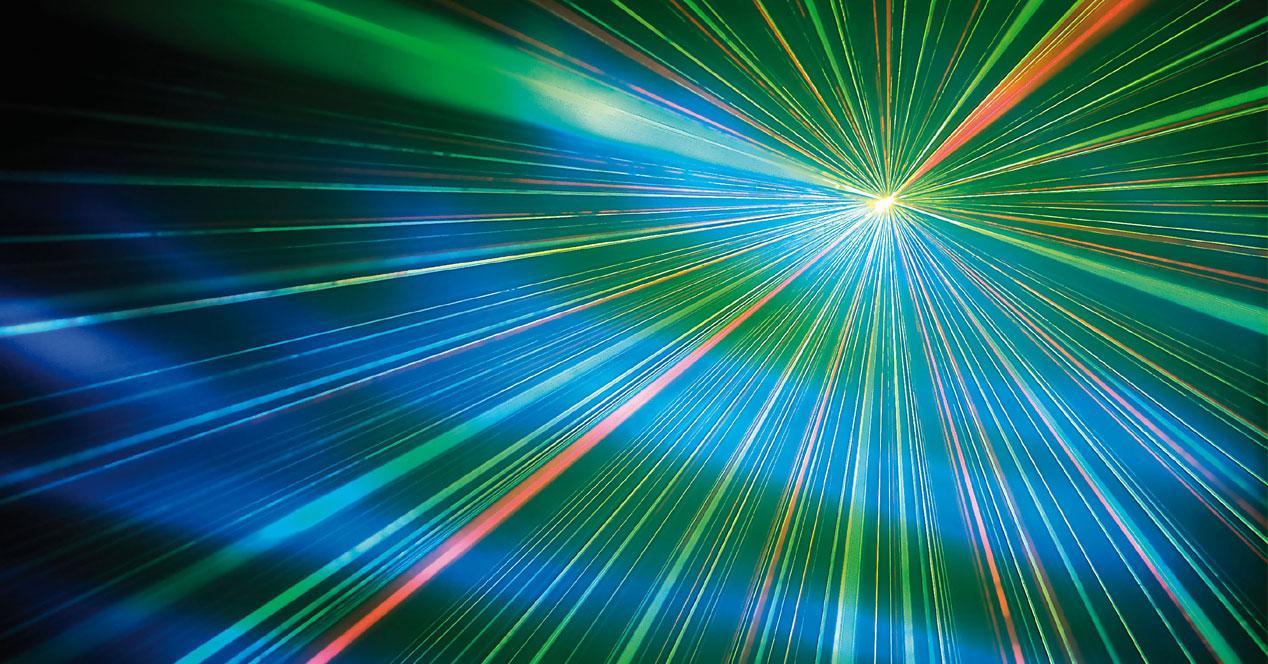 superconductor laser silicio chip ultrarrapido