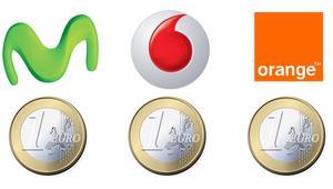 Cuatro años de subidas: así han cambiado los precios de Movistar, Vodafone y Orange