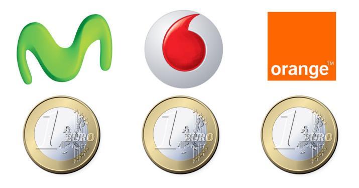Movistar Vodafone Orange
