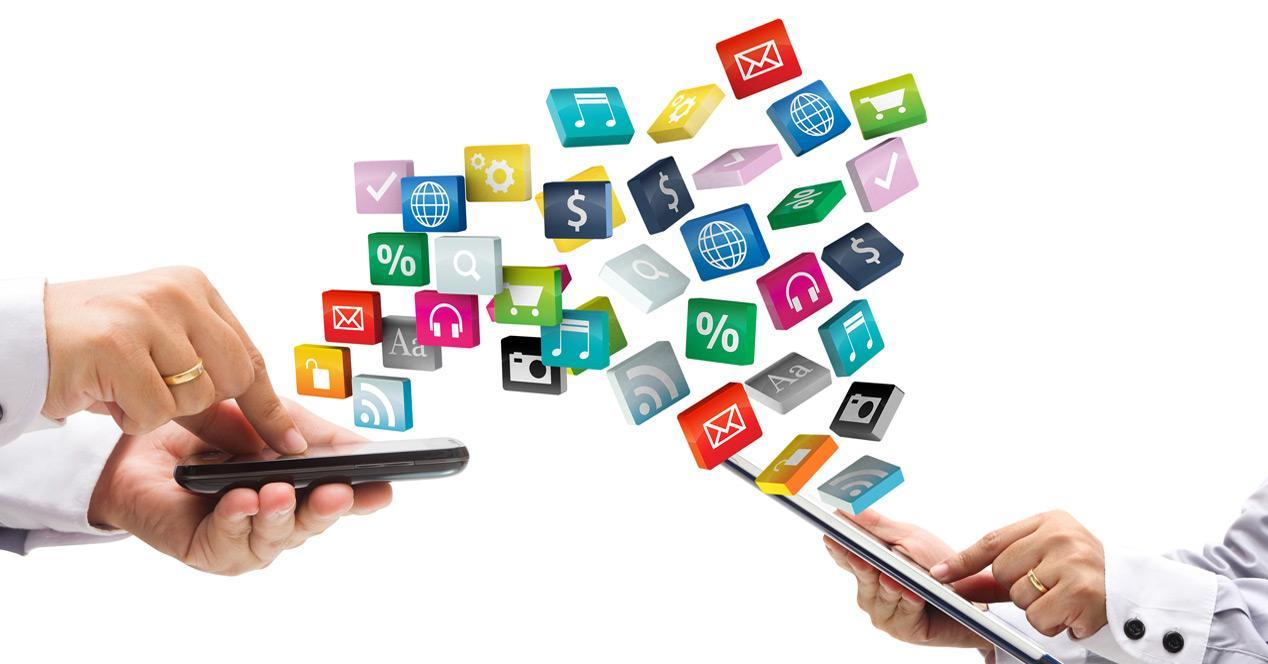 utilizacion de apps