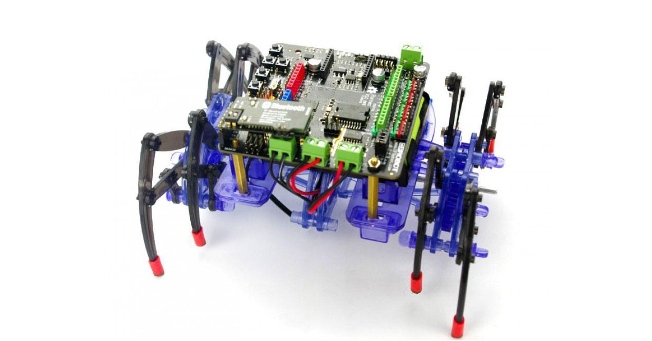 robot hazlo tu mismo