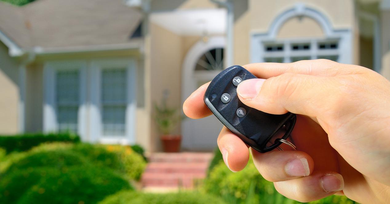 seguridad tecnologica en el hogar