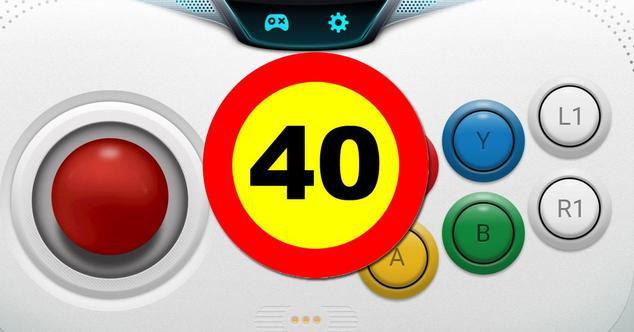 baja velocidad juego online