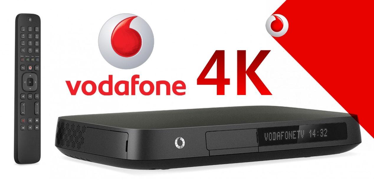 Vodafone 4K
