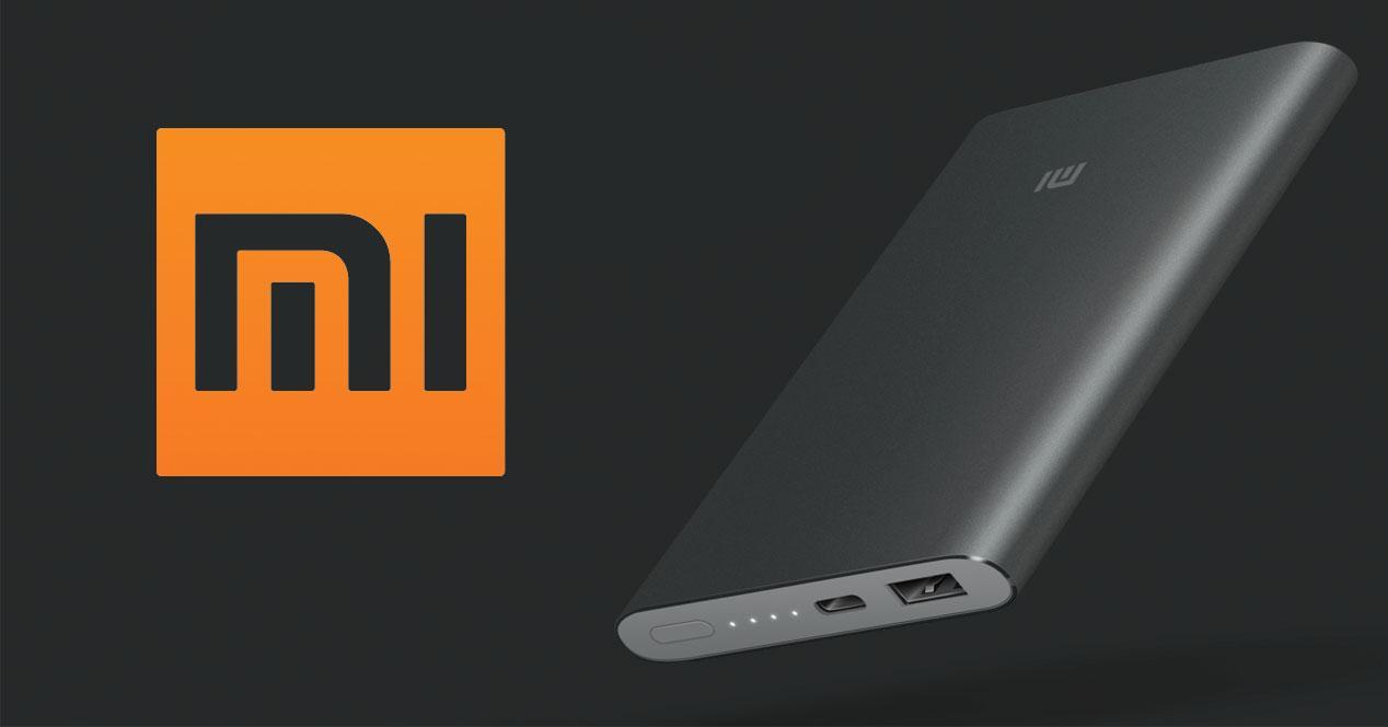 Batería Xiaomi USB C