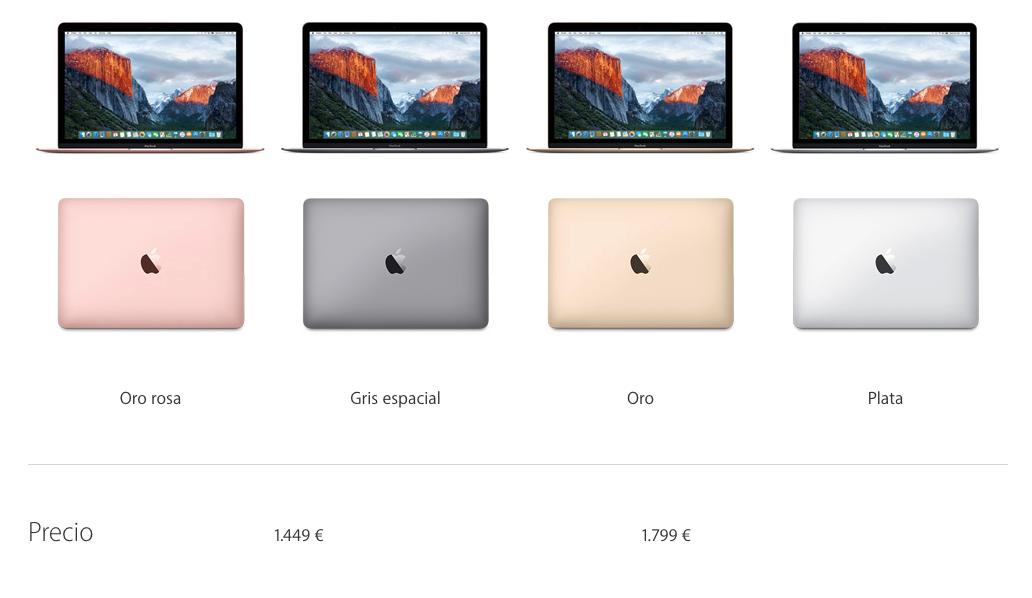 Nuevos Macbook De Apple Con Mejor Procesador Y Modelo