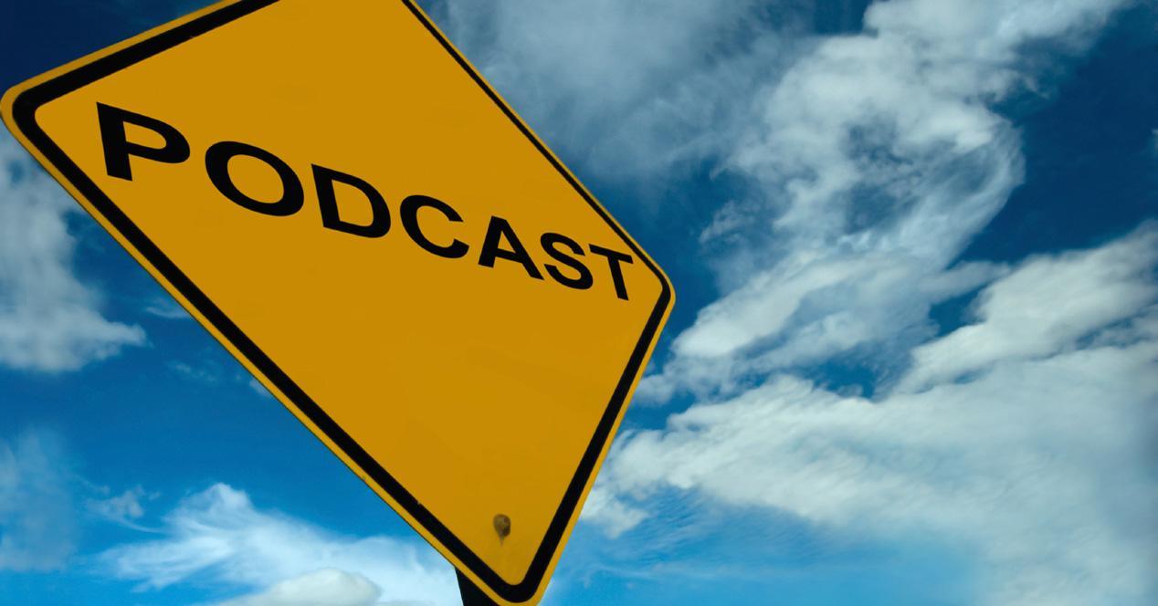 podcast en señal