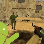 Ya puedes jugar a Counter-Strike 1.6 en tu móvil Android