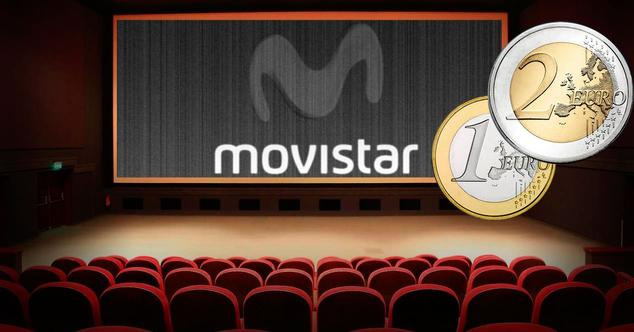 subida Movistar TV Cine y Series