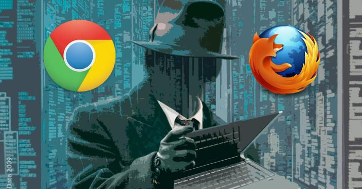VPN en Chrome y Firefox